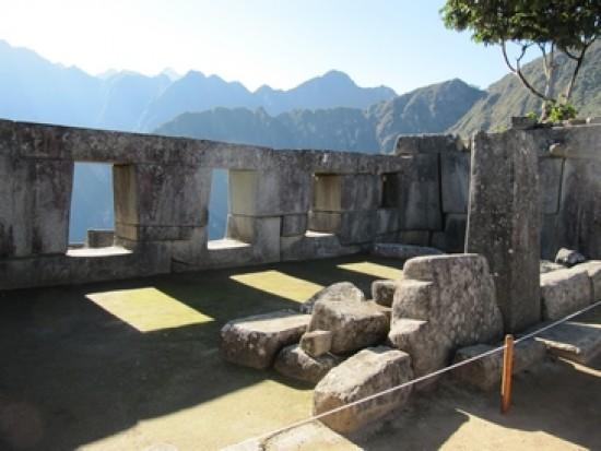 Circuit Pérou Les Fenêtres Machu Picchu