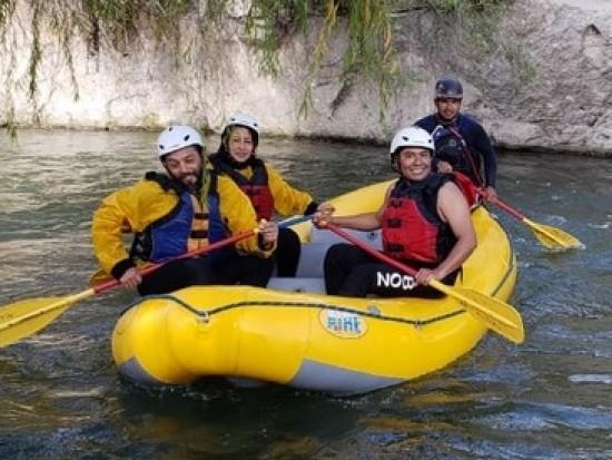 Circuit Pérou Rafting Arequipa